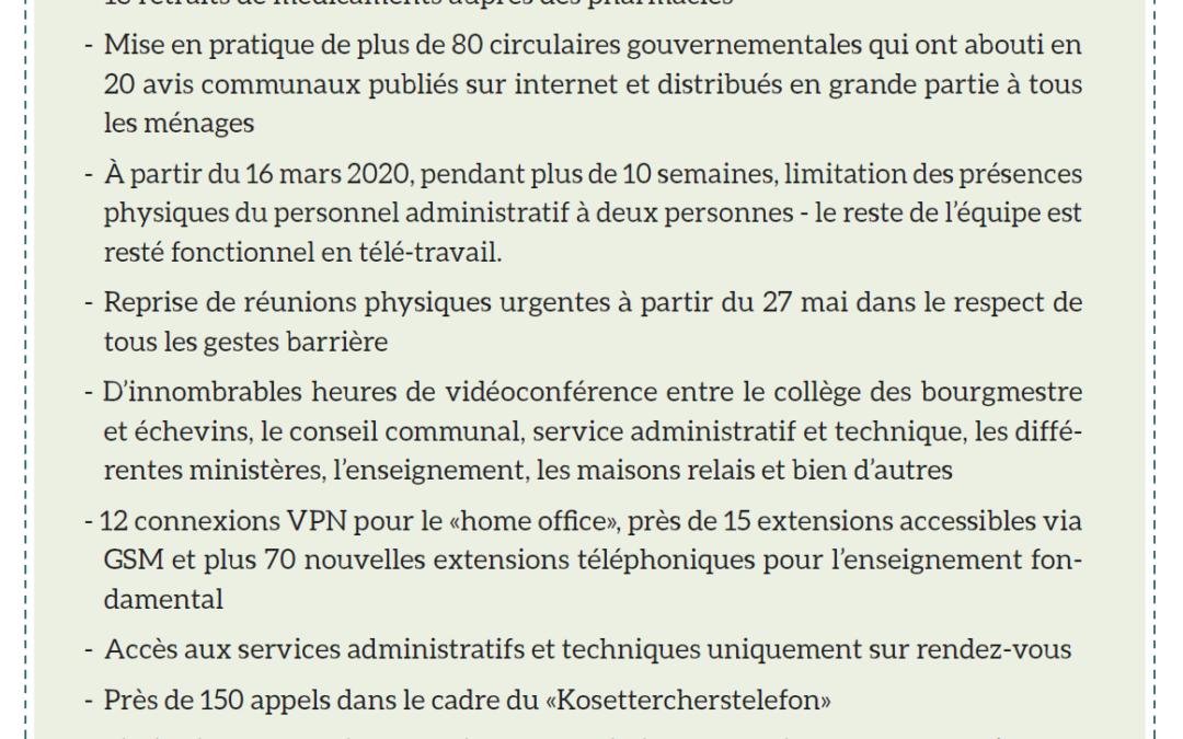 Buet N°1 2020