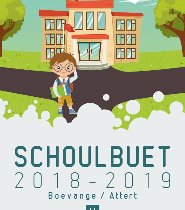 Schoulbuet Commune Boevange / Attert